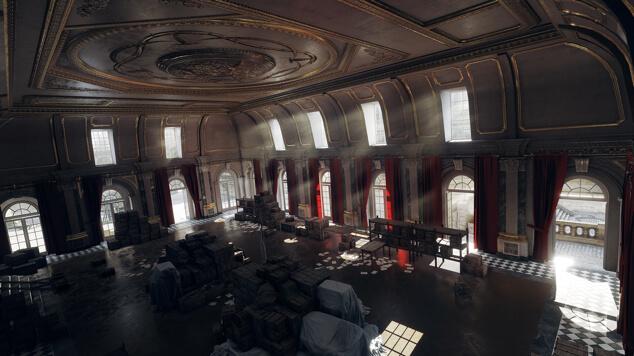 Battlefield 1 - карта Бальный Блиц