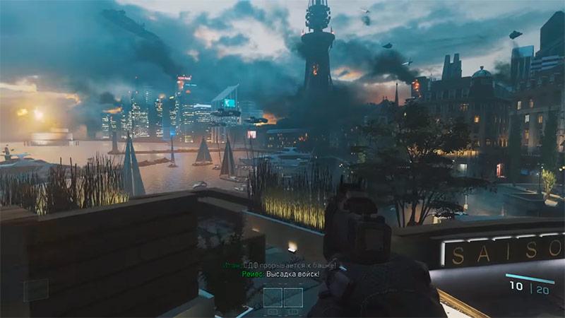 Call of Duty: Infinite Warfare – системные требования и дата выхода
