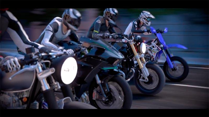 Ride 2 - гонка с соперниками