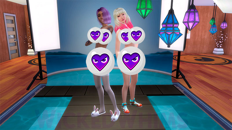 4 woohoo sims mod wicked the Sims 4