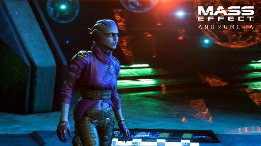 Mass Effect Andromeda -4k Screen1