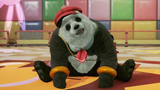 Tekken7 Panda Screenshot01