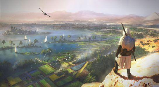 Assassin-creed-artwork-nileValley