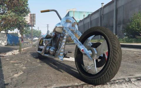 Мод Призрачный гонщик для GTA 5 скриншот 2
