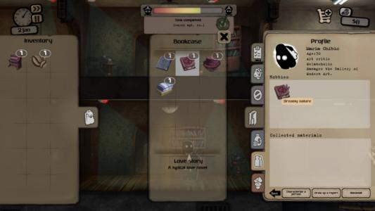 Скриншот из Beholder - 90