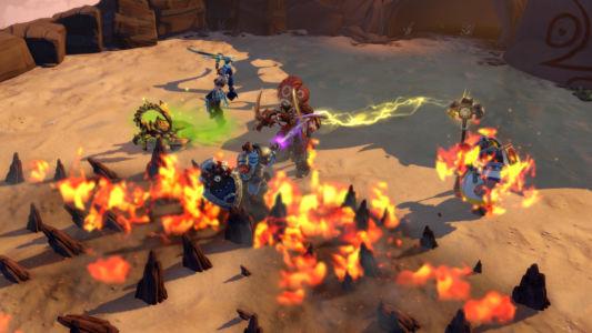 Скриншот Champions of Anteria DuneQueen