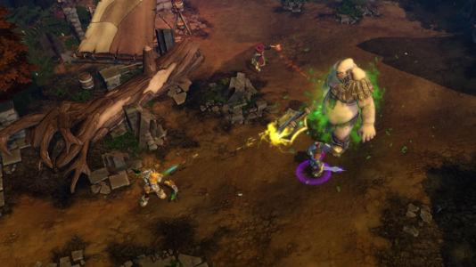 Скриншот Champions of Anteria cyclops