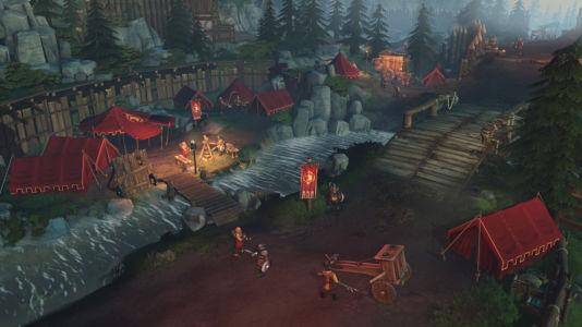 Скриншот Champions of Anteria greenland