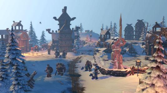 Скриншот Champions of Anteria northland