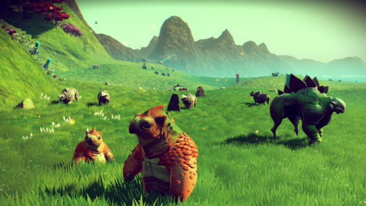 Скриншот No Man's Sky - Creatures