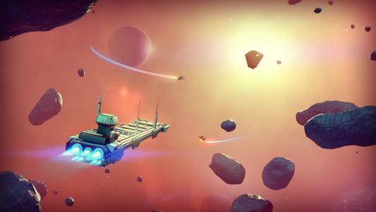 Скриншот No Man's Sky - GlattrecSystem
