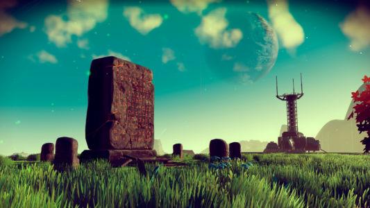 Скриншот No Man's Sky - Monolith