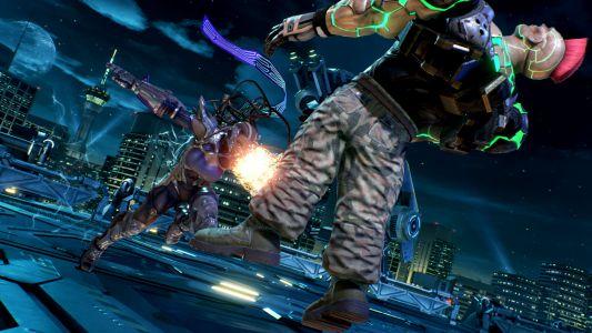 Tekken7 MASTER RAVEN01