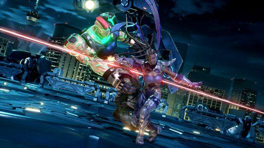 Tekken7 MASTER RAVEN02