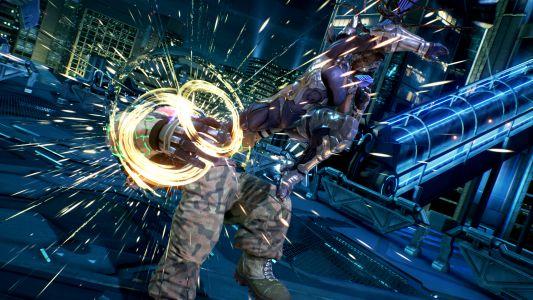 Tekken7 MASTER RAVEN03