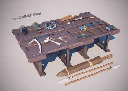 The-wild-eight-model-craftable Items