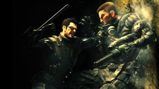 Обои из Deus Ex: Mankind Divided