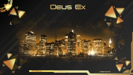 Обои из Deus Ex: Mankind Divided