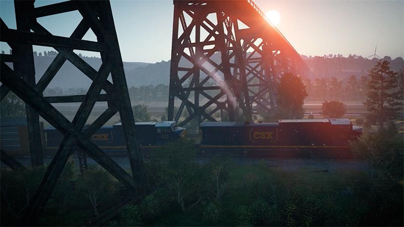 Train Sim World: CSX Heavy Haul - screenshot 1