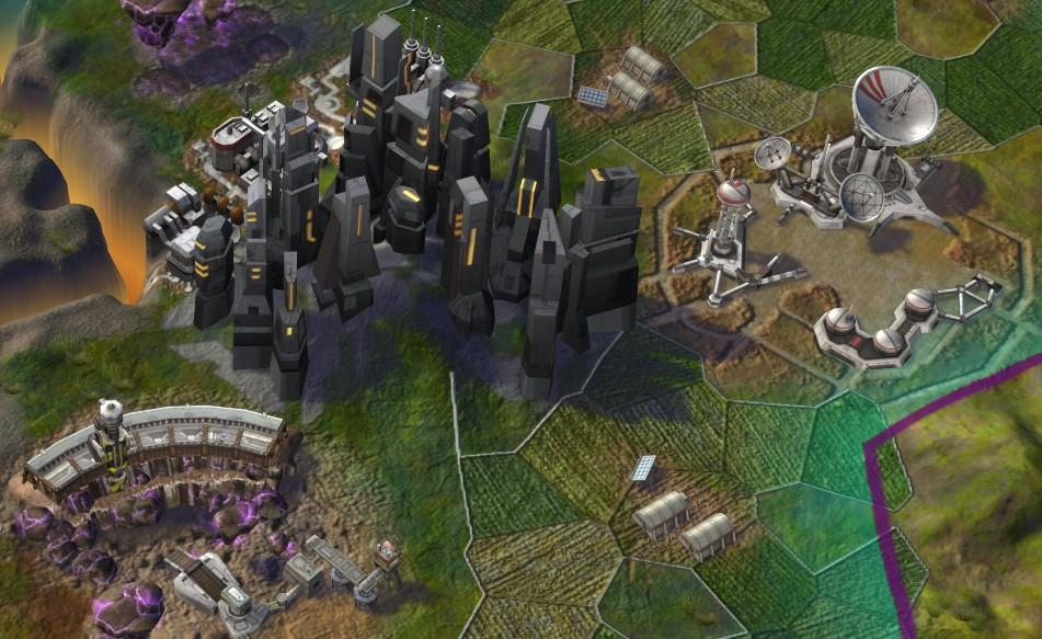 Sid Meier's Civilization: Beyond Earth скриншот 4