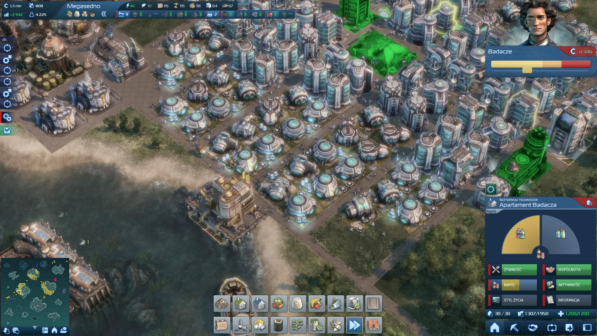 Anno 2070 game screenshot1