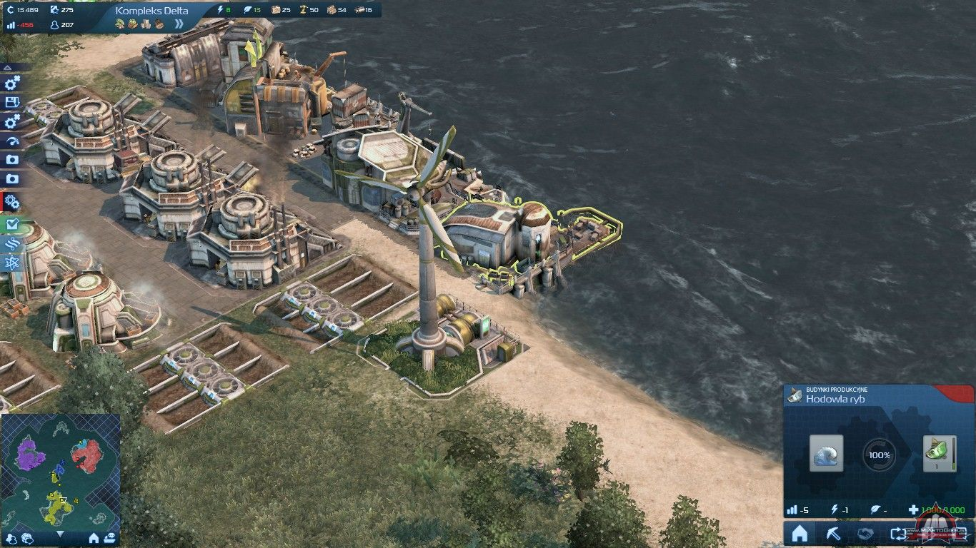 Anno 2070 game screenshot2