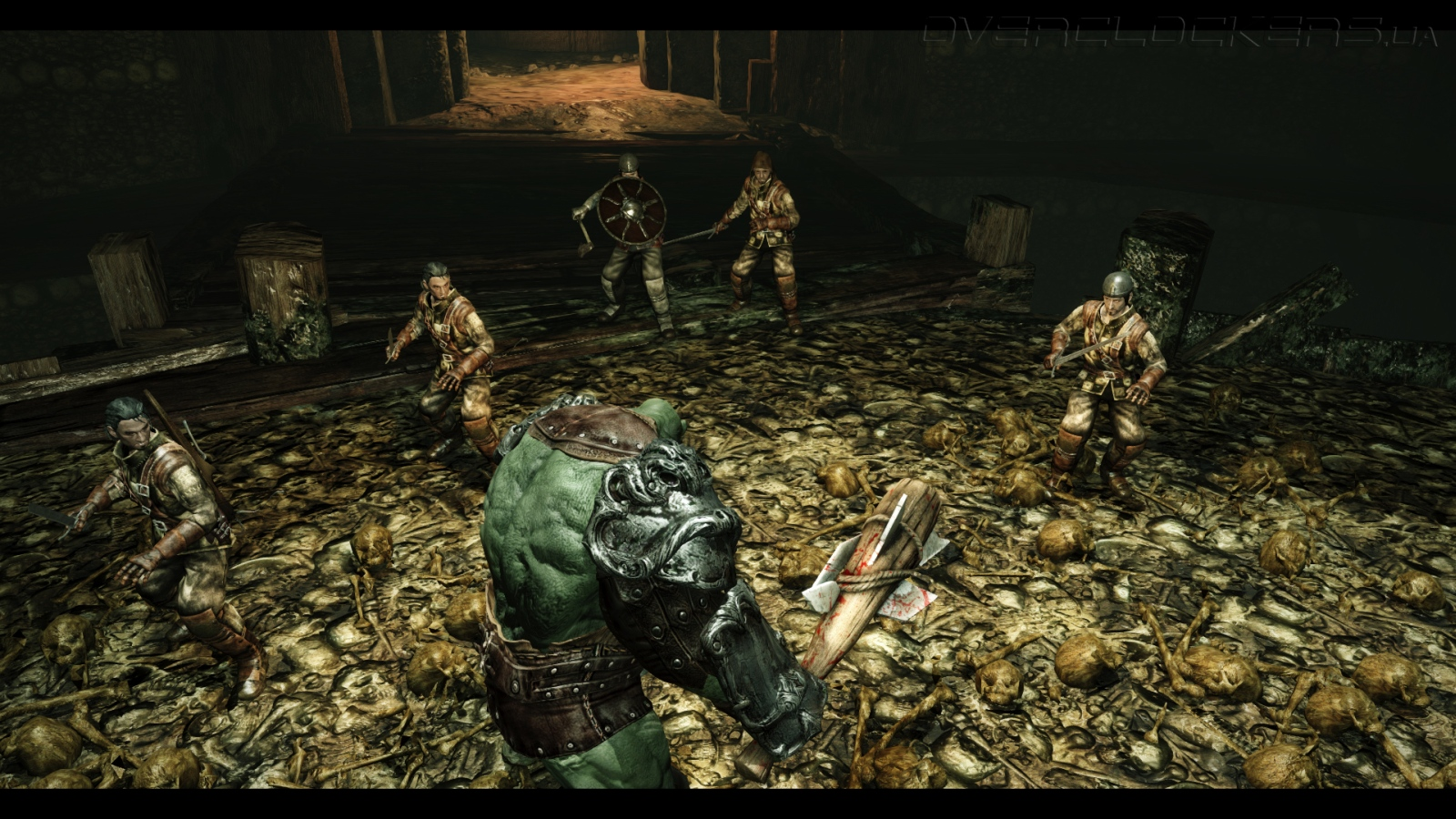 Of Orcs and Men - game screenshot4