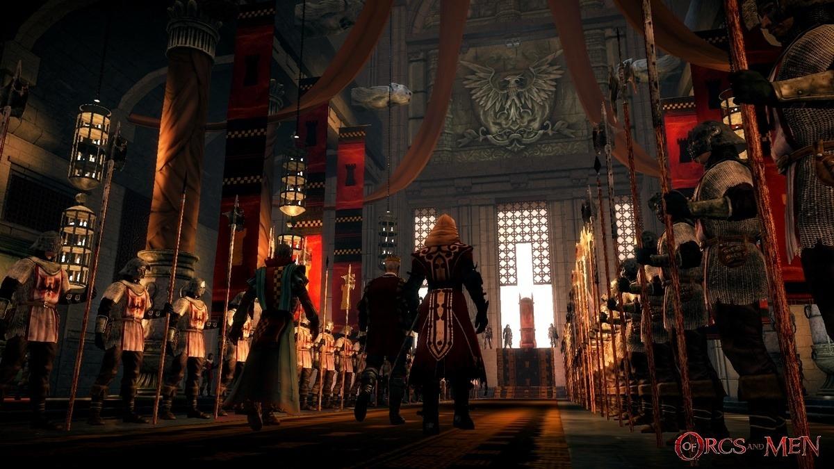 Of Orcs and Men - game screenshot3