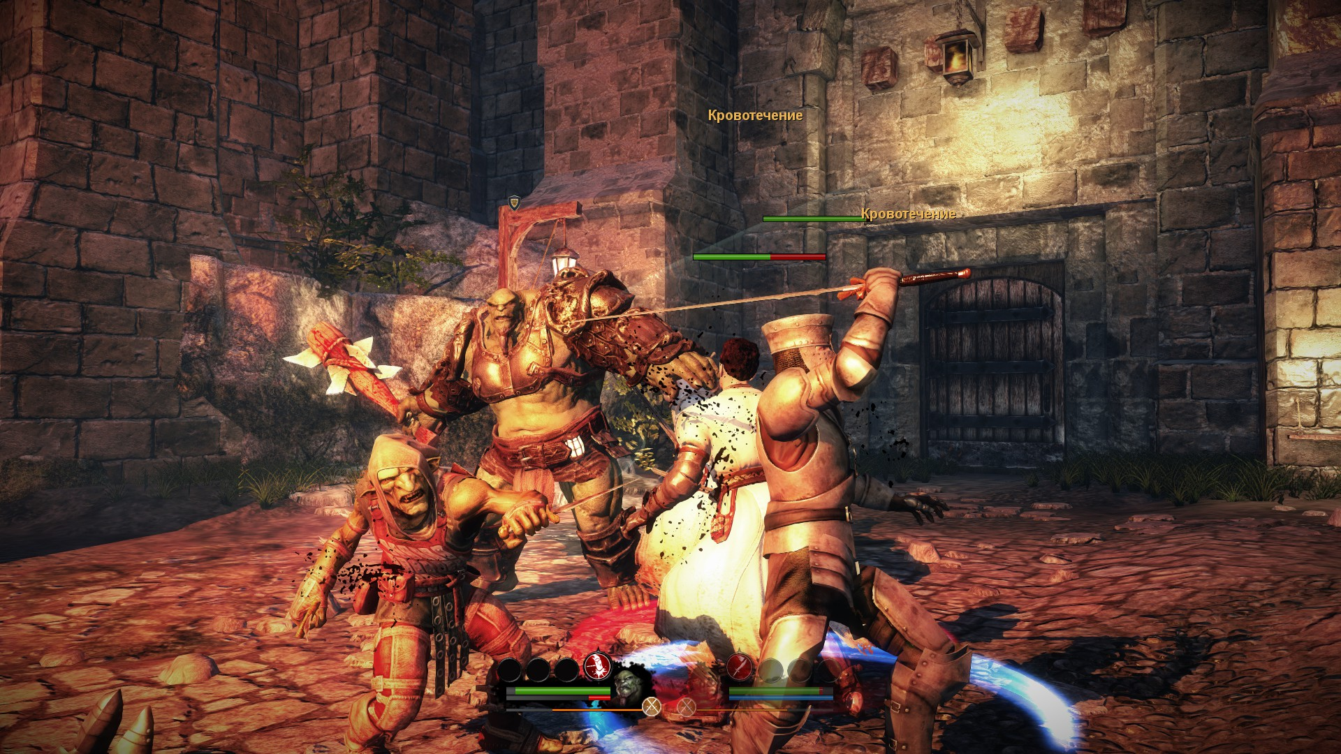 Of Orcs and Men - game screenshot1