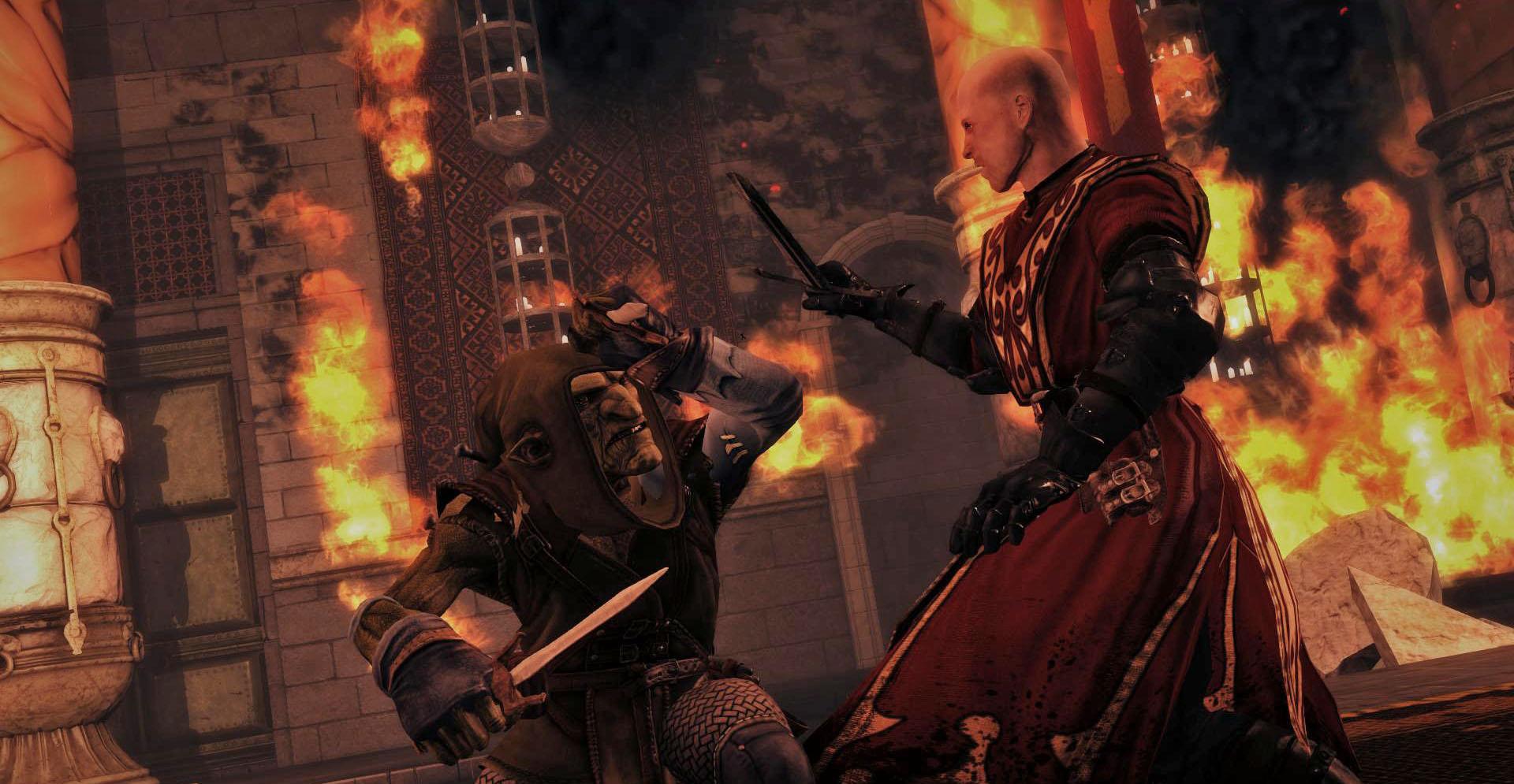 Of Orcs and Men - game screenshot5