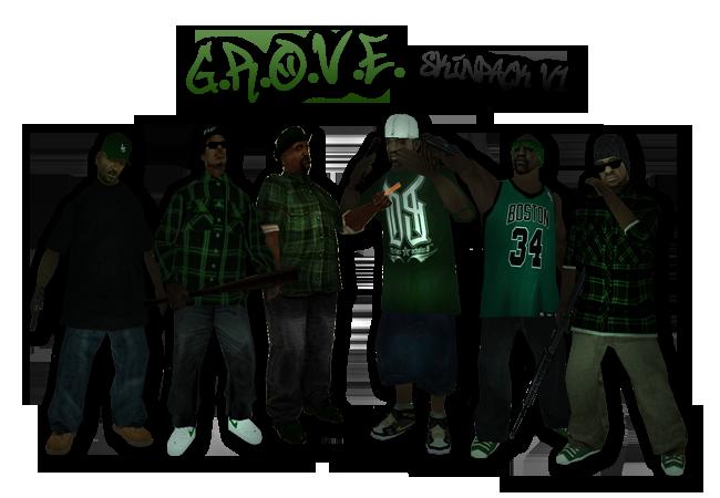 Grove Street Families