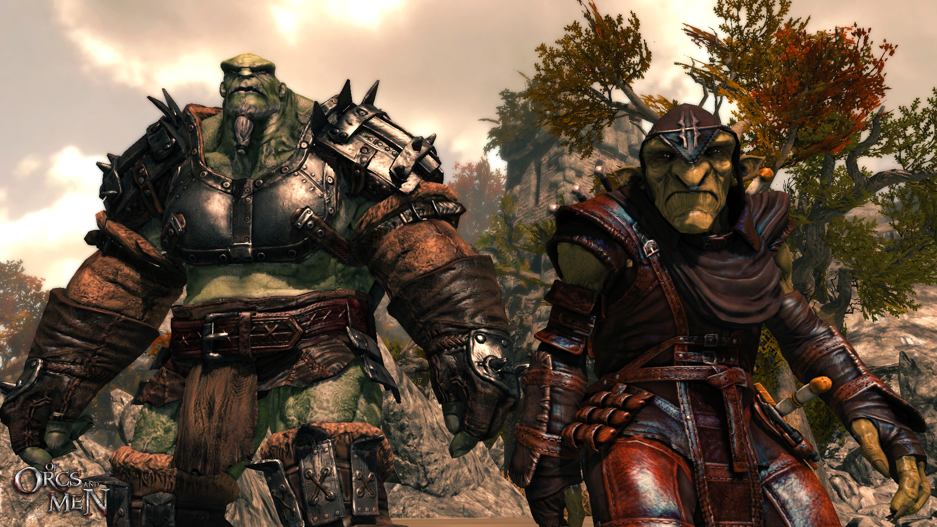 Of Orcs and Men - game screenshot2