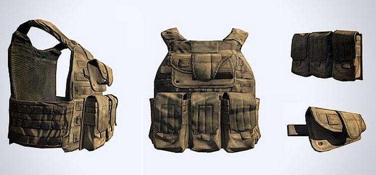 Modular-Ballistic-Bulletproof-Vest
