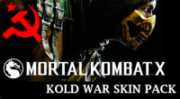 mortal kombat x kold war skin pack