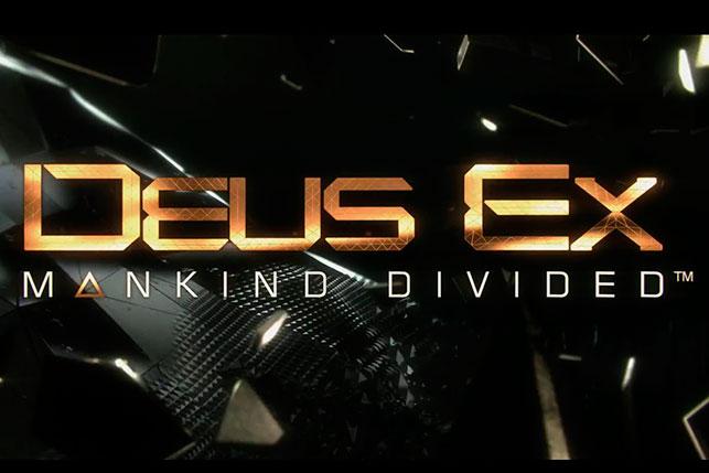Обои Deus Ex: Mankind Divided