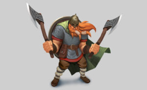 CivilizationVI Norway Berserker
