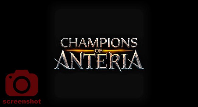 Скриншоты из Champions of Anteria