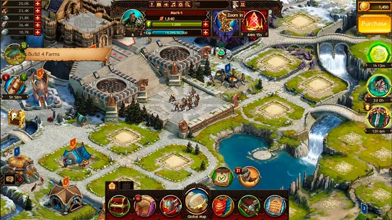 Коды для игры Vikings War of Clans