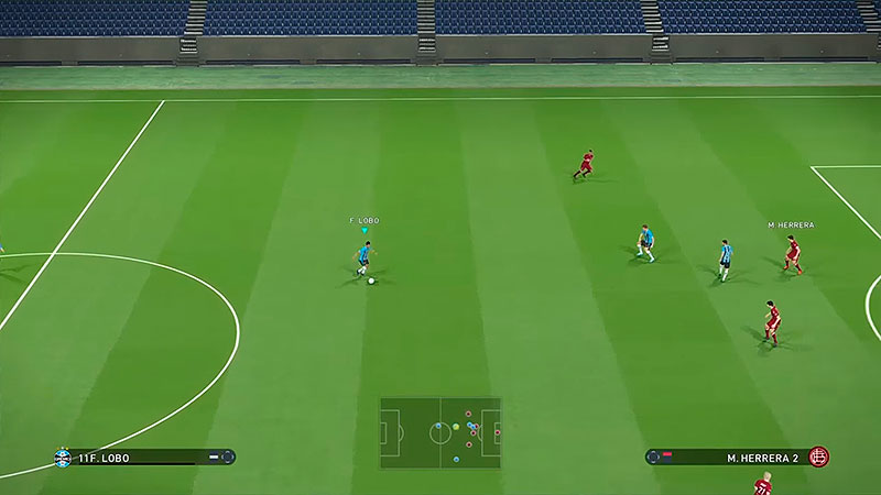PES 2018 – обзор футсима 2017 года от Konami