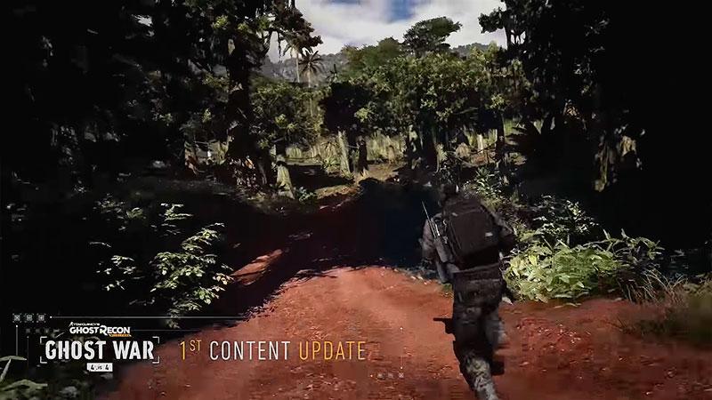 Ghost Recon Wildlands: игроков ждет более 5 бесплатных обновлений для PVP режима