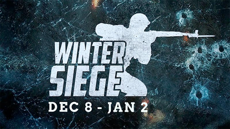Call of Duty: WWII – Winter Siege