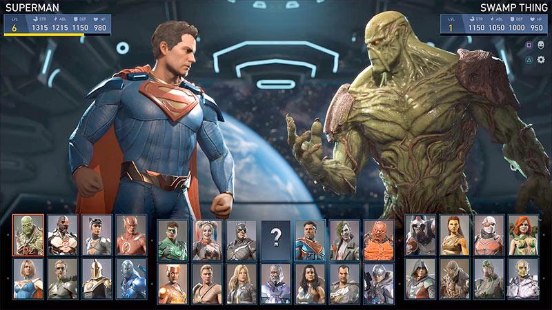 Injustice 2 – обзор отличного супергеройского файтинга