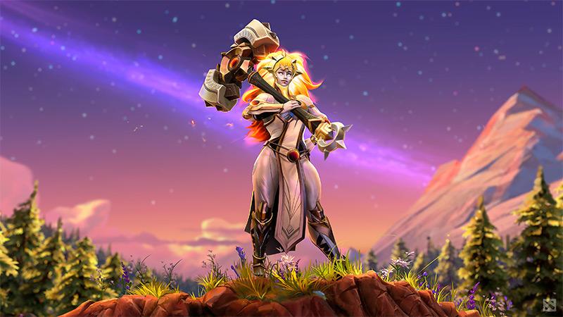 Главные события в Dota 2: новый патч, ивент, герой и… MMORPG?